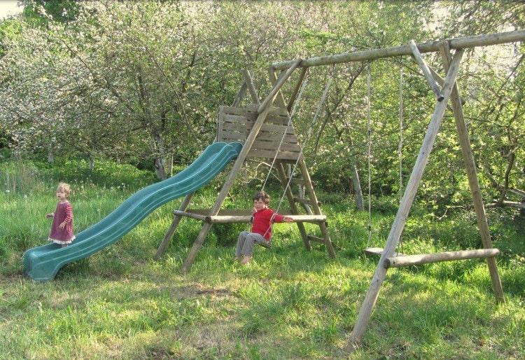 Jeux de plein-air et activités